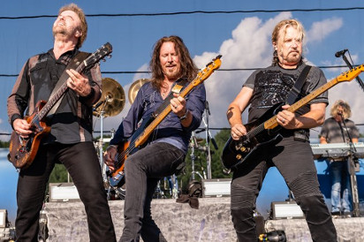 Members of 38 Special band