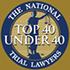 Top 40 Under 40 Seal