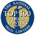Top 100 Trial Lawyers Seal