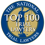 Top 100 Trial Lawyer Seal