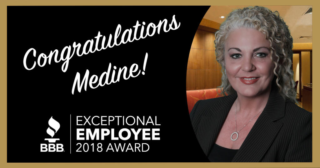 Congratulations Medine