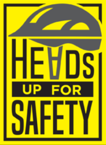 Heads Up For Safety logo