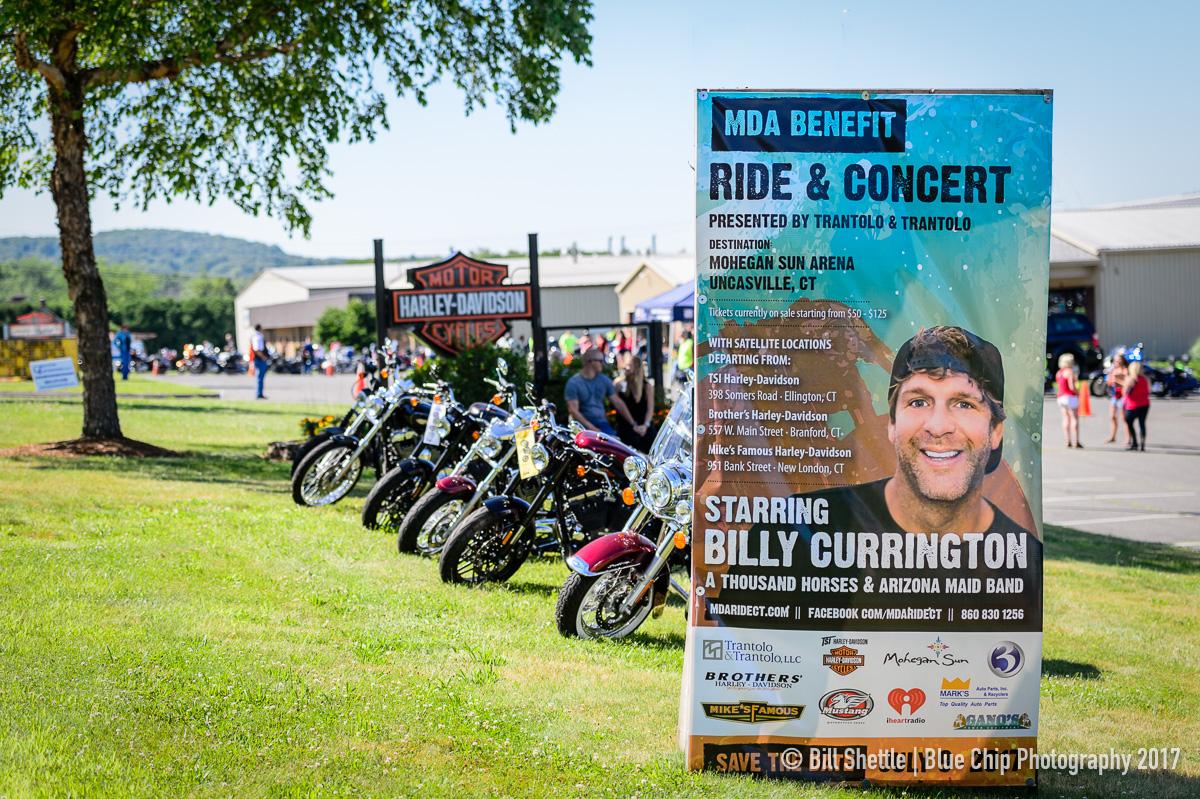 MDA Ride & Concert Banner