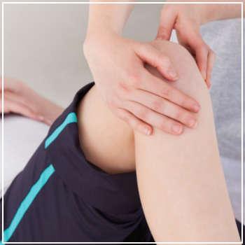 knee massage