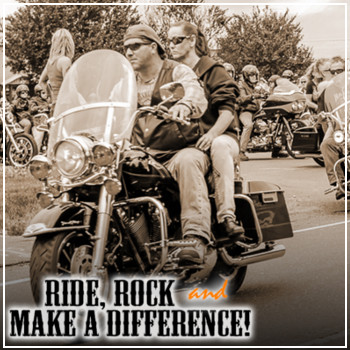 Ride, Rock & Make a Difference