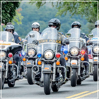 2016 MDA Motorcycle Ride