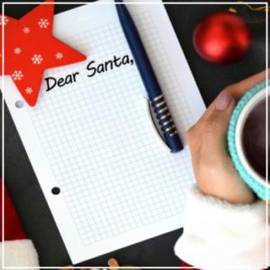 Dear Santa list