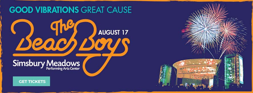 The Beach Boys, Good Vibrations Great Cause Benefit Concert, August 17, 2019