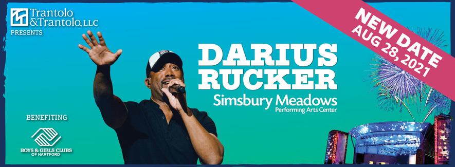 Darius Rucker Simsbury Meadows 2021