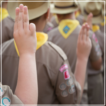 boy scout pledge