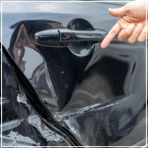 side panel vehicle damage